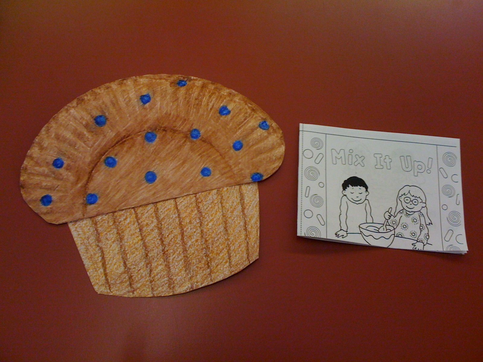 In the great green room muffin craft nursery rhymes pinterest green rooms craft and - Muffins fur kindergarten ...