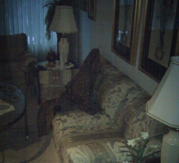 Ghost Photo: Hidden Figure