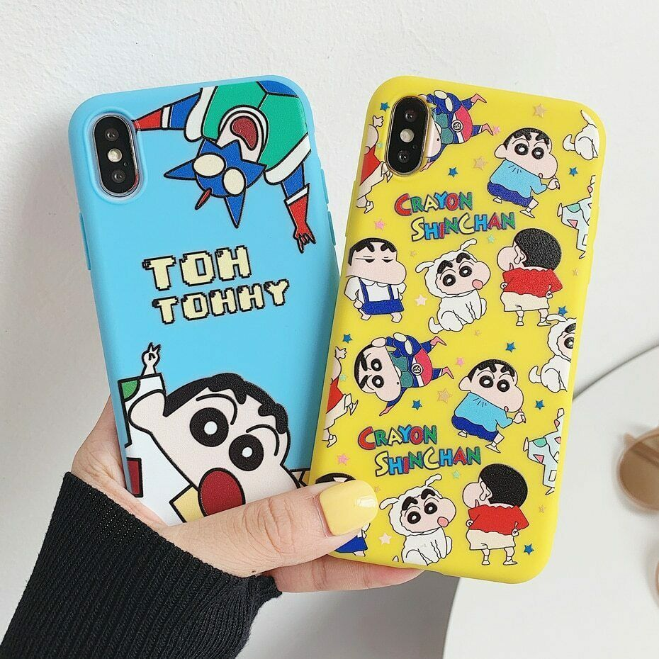 Details about new crayon shin chan soft silicone case