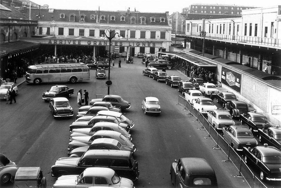 Paris, 1950s   50's   Paris, France, 1950s