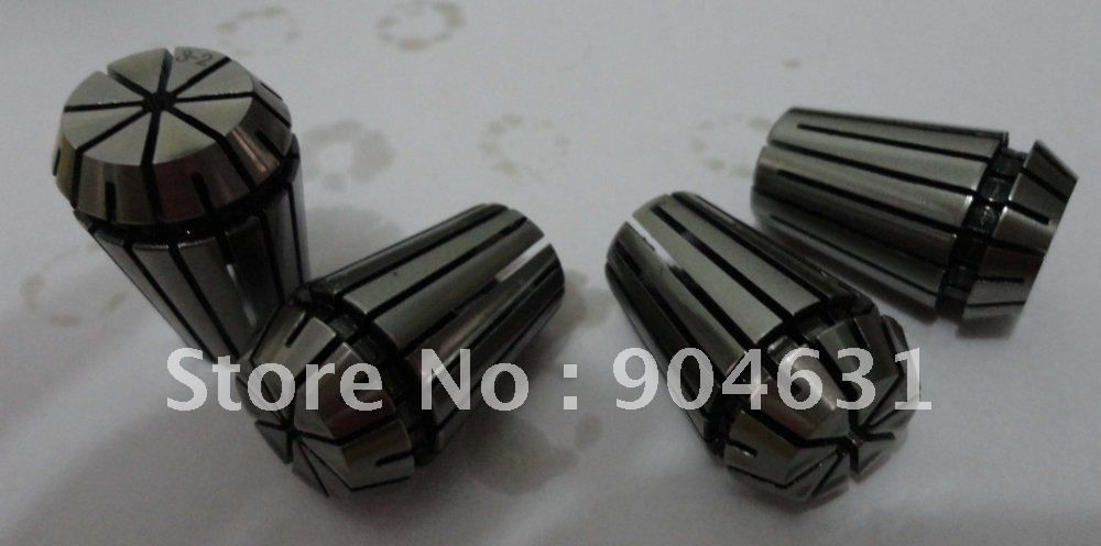 Free Shipment High Precision ER11 Spring Collet Chuck 100% Quality Guarranty 7pcs/set Competitive Price For CNC Router Machine