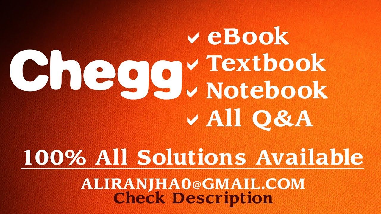 How to get chegg answers solution unblur 2019 disclaimer