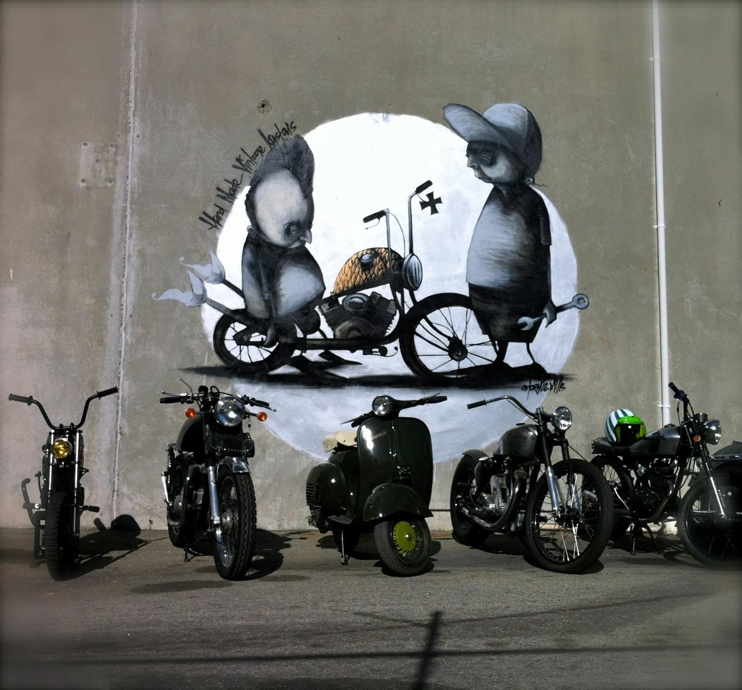 Street Art - Stormie Mills
