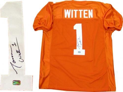 new style f757e b6a77 Jason Witten Signed Jersey #SportsMemorabilia ...