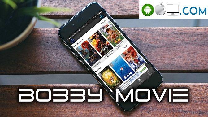 bobby movie app for ios