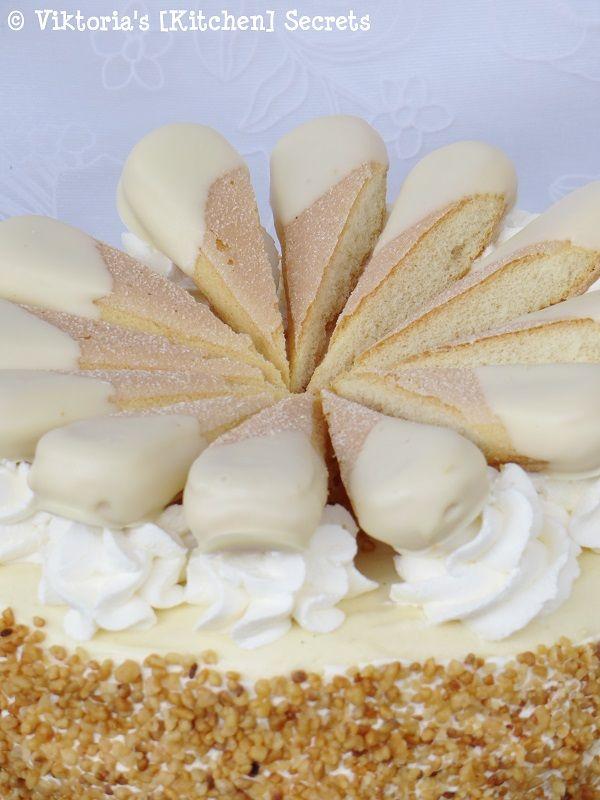 Malakofftorte Rezept - wundervoller Kuchen-Klassiker!