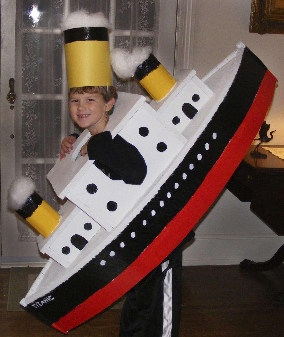 Costumi di Carnevale fai da te per bambini (Foto 31 45)  c78619ecf46