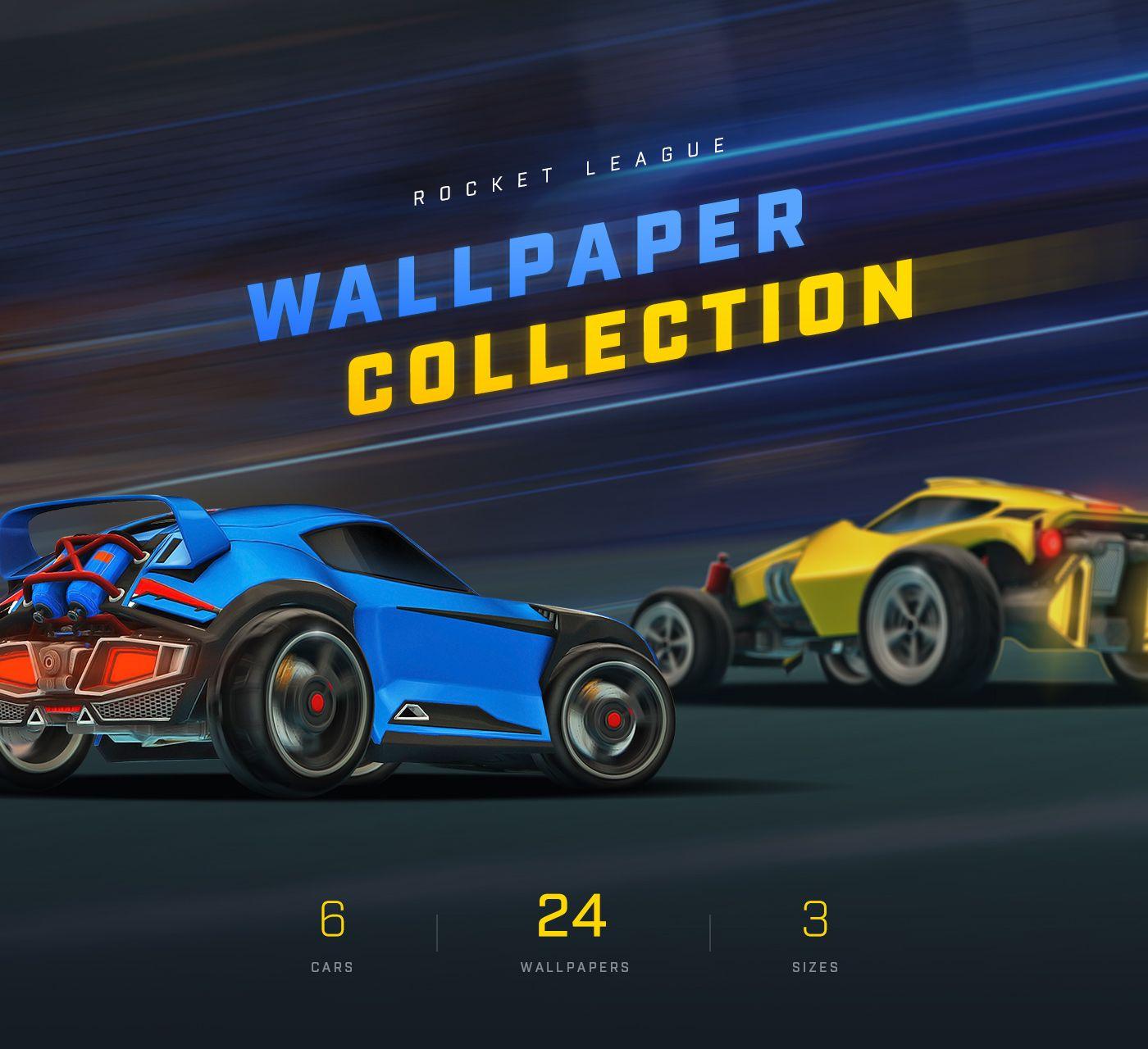 Rocket League Wallpaper Collection (mit Bildern