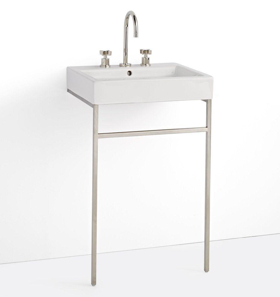 Winslow Powder Vanity for Half Bath