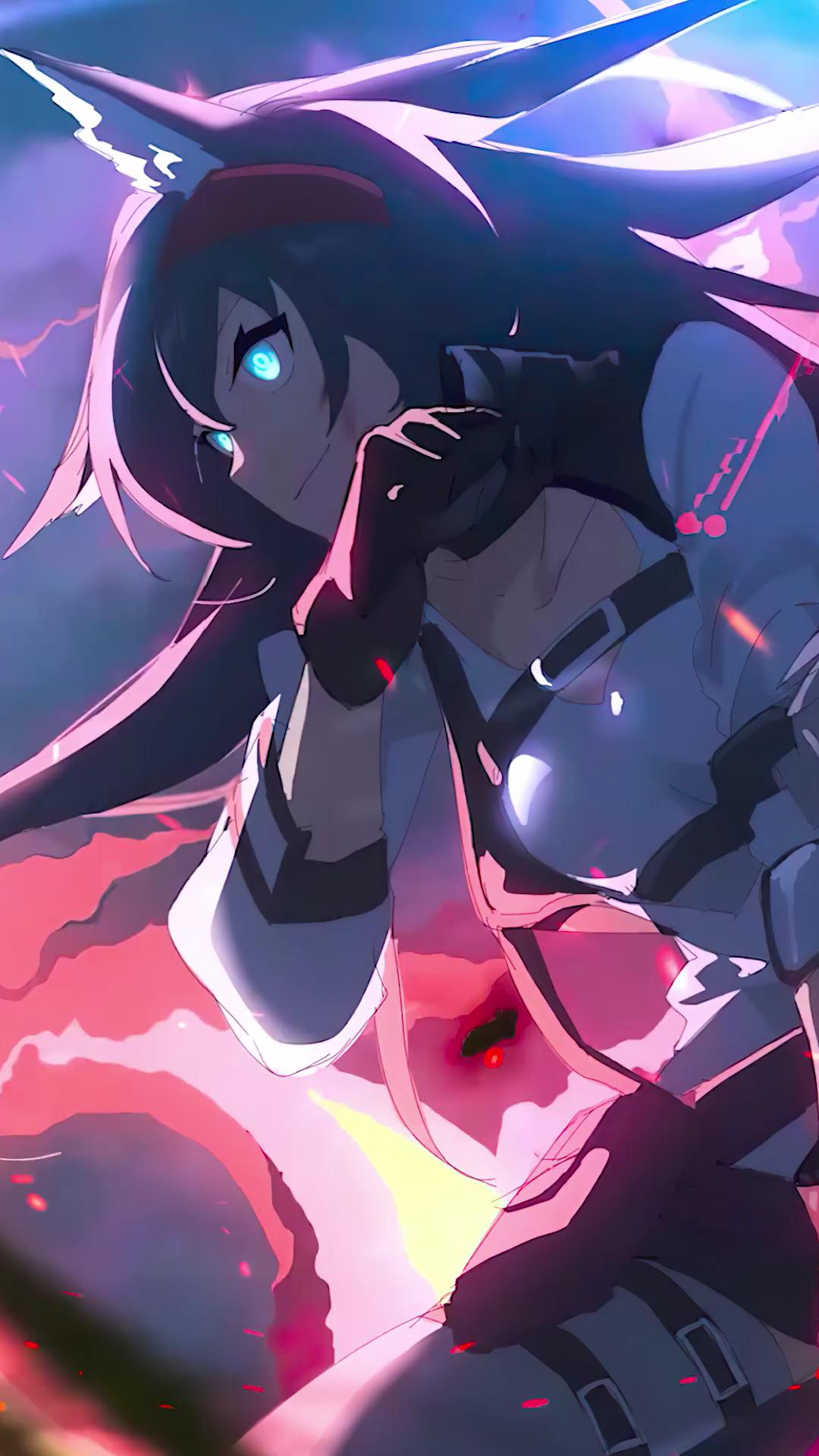 Blaze (Arknights) - Kaguya Sama Love is War