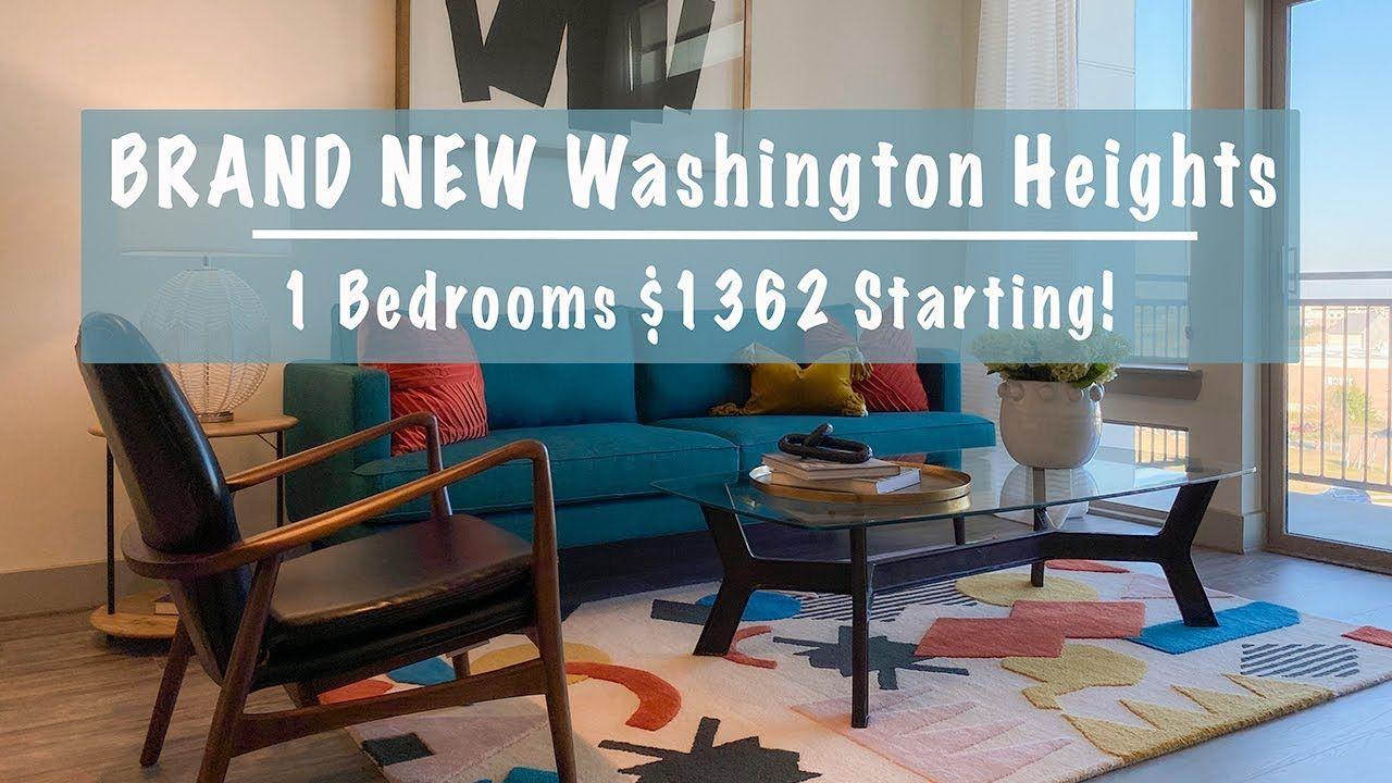 Washington Heights Luxury Apartment Rental Houston, TX