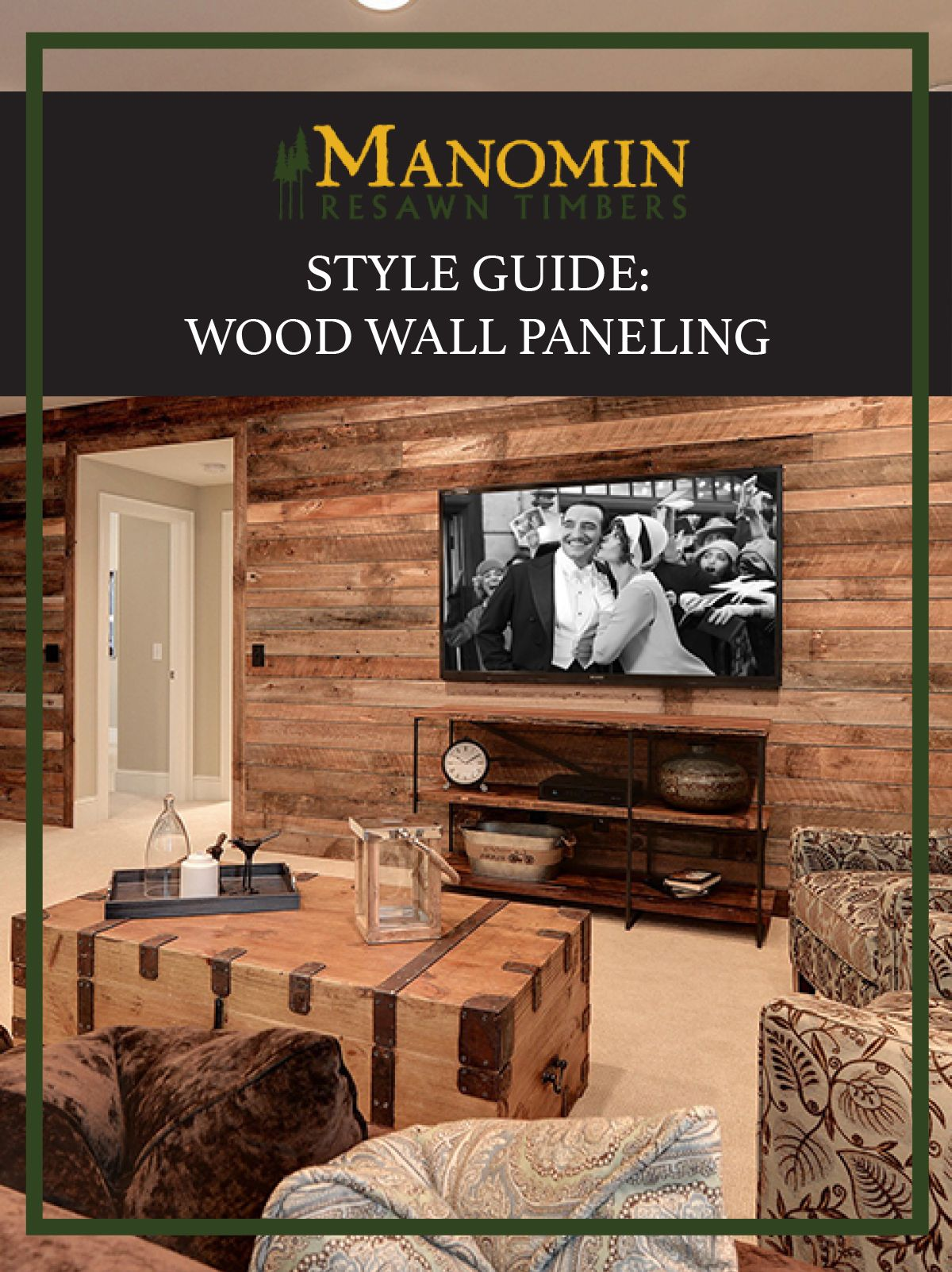 Light Wood Paneling: Style Guide: Wood Wall Paneling (A Great Alternative To