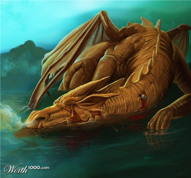 Dragons 3 - Worth1000 Contests