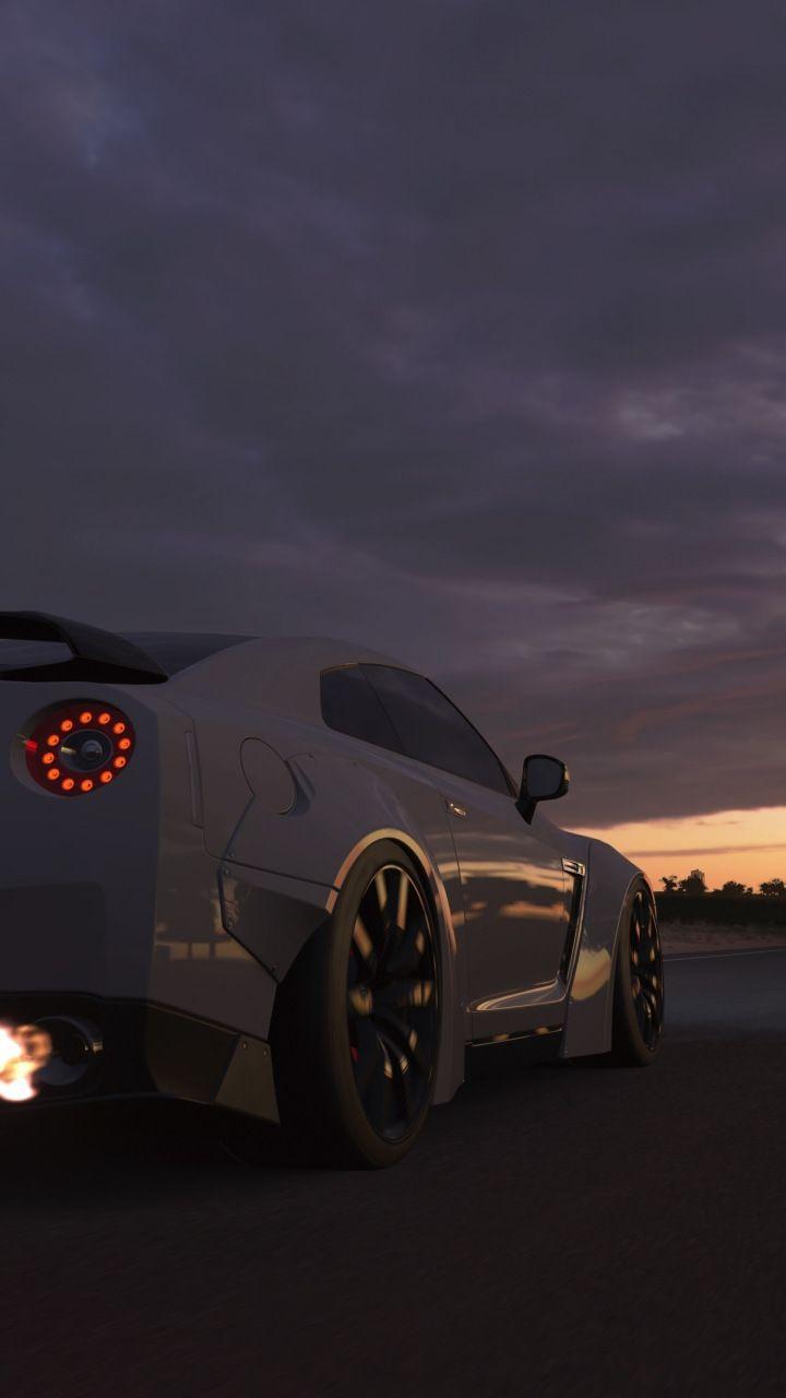 Forza Motorsport 7 Video Game Nissan Car 720x1280 Wallpaper