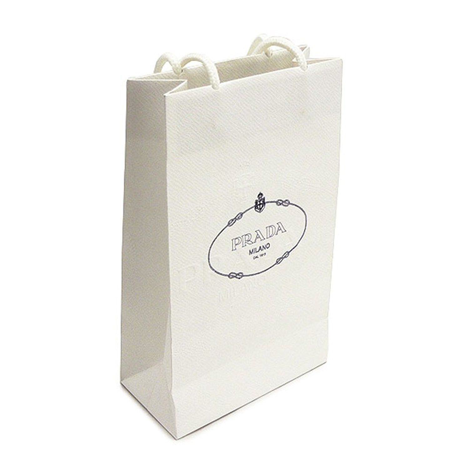 e2829d159ac1 Prada Small Gift Paper Shopping Bag | Products | Small gifts, Paper ...