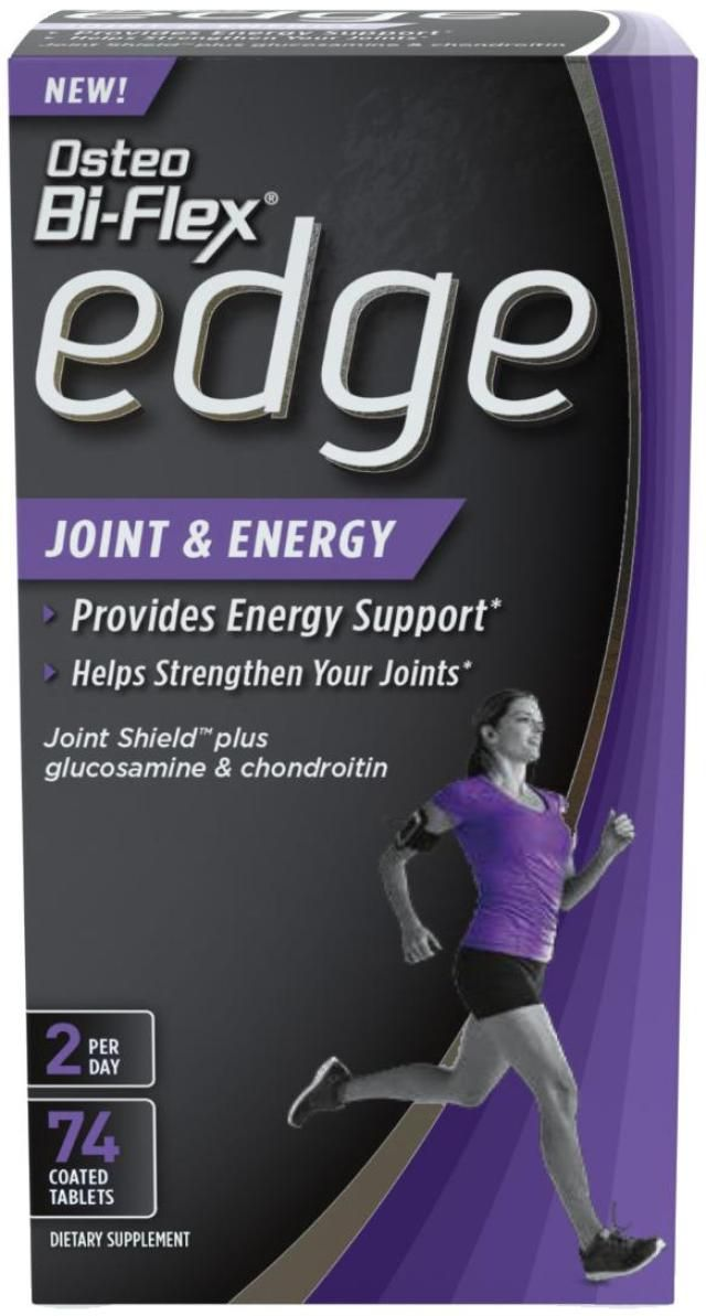 Osteo Bi-Flex and Osteo Bi-Flex Edge - What's Different About the Two Supplements?