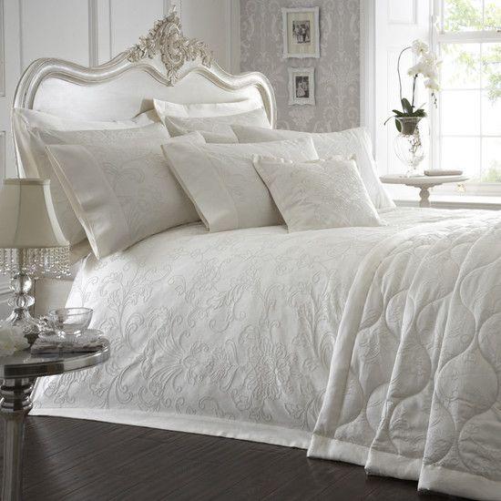 Dorma Cream Pascale Bedlinen Collection Dunelm Dorma Bedding Home Bedroom Inspirations