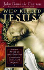 Bargain Book - Who Killed Jesus? (Bible Study & Reference)