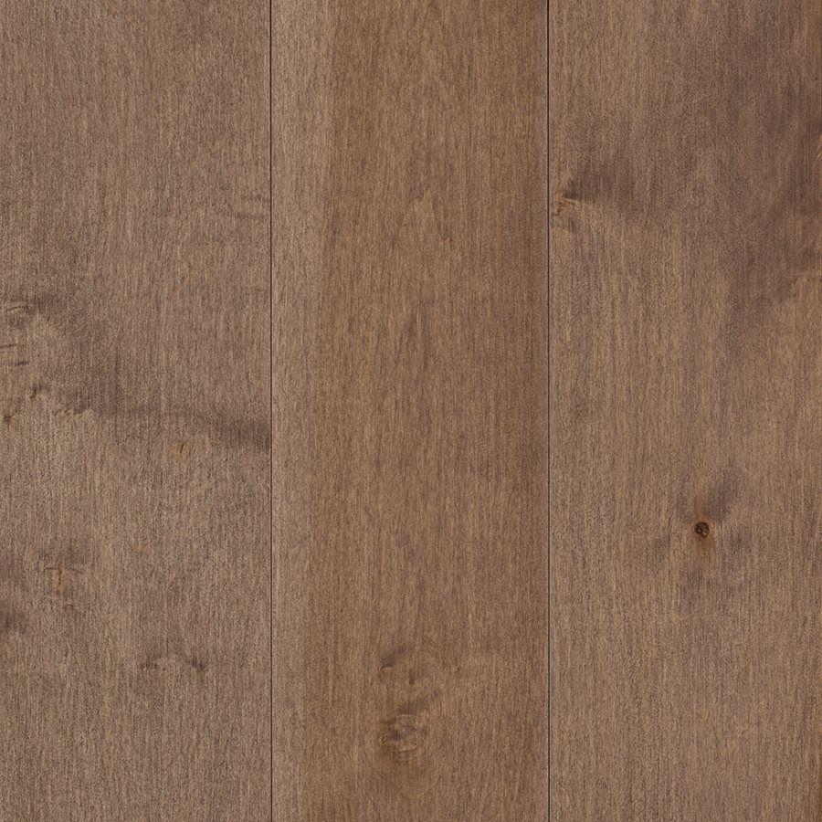 Mohawk 3/4in Thick Steel Maple Solid Hardwood Flooring (5