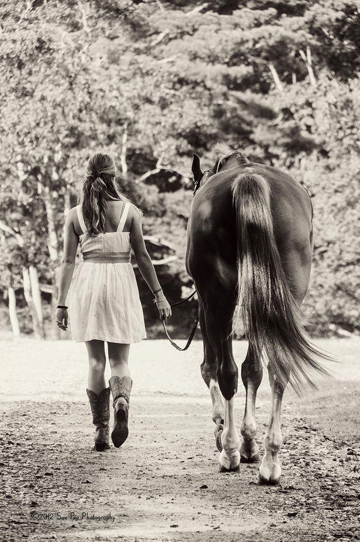 I had a couple horses as a young girl and we had sooooooooo much