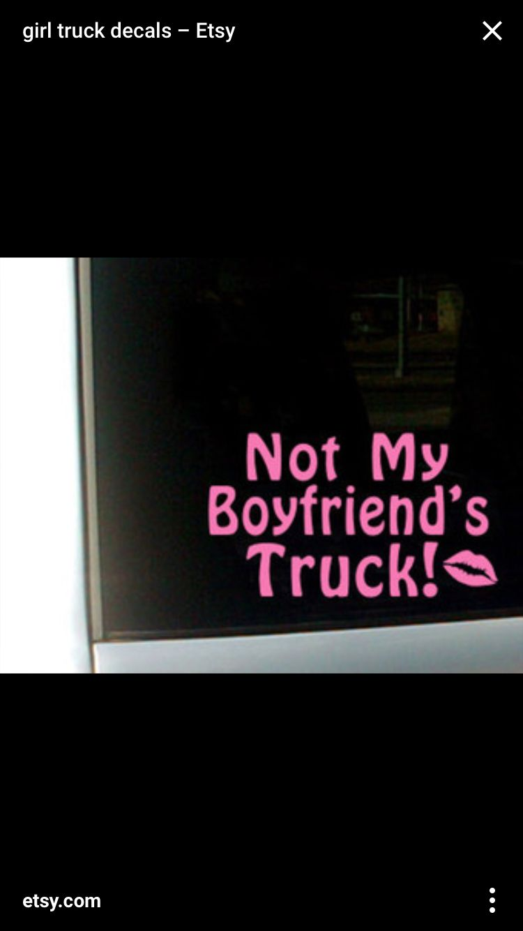 Pin By Hallie Purvis On Decals Pinterest Vehicle And Cars - Custom vinyl decals etsy