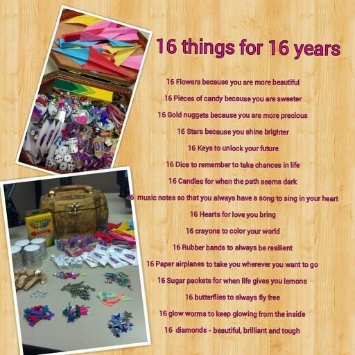 Pin By Michelle Tkac On Craft Ideas Birthday Presents For Girls Birthday Presents For Teens Sweet 16 Birthday Gifts