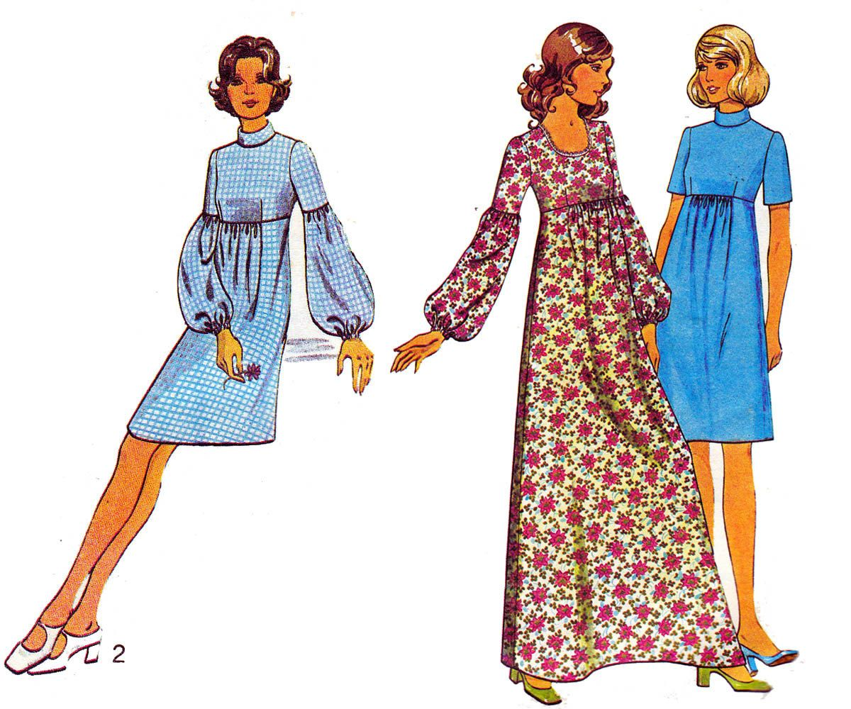 Maternity dress pattern style 3777 vintage 70s sewing pattern boho maternity dress pattern style 3777 vintage 70s sewing pattern boho maxi bell sleeves size 14 bust 36 inches ombrellifo Images
