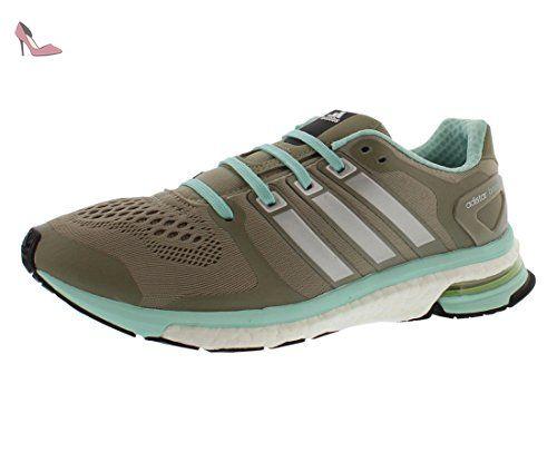 reputable site 8ae11 c55cd Adidas Adistar Boost Esm Womens Running Shoe 7 Beige-argent-menthe -  Chaussures adidas