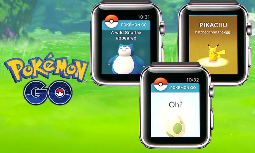 Pokemon GO Apple Watch App Still Coming - The Outerhaven