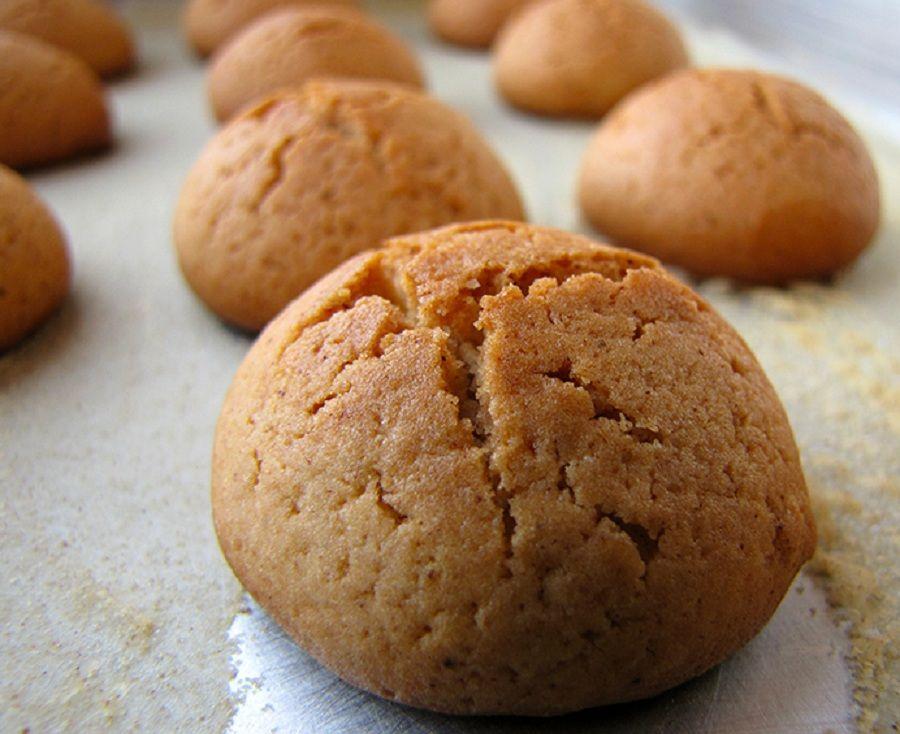 Νηστίσιμα Μπισκοτάκια με 3 υλικά (vegan)
