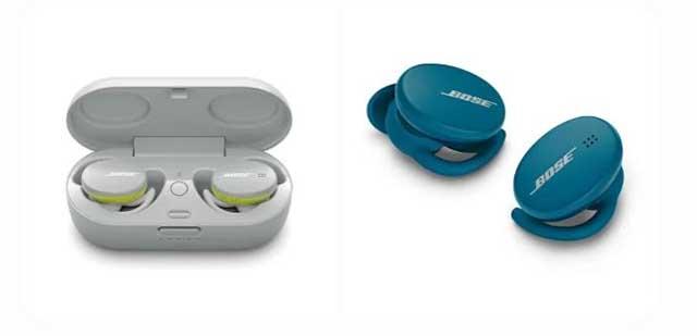 سماعات الرأس اللاسلكية Qc Earbud و Sport Earbuds من بوس Bose Sport Earbuds Earbuds Electronic Products