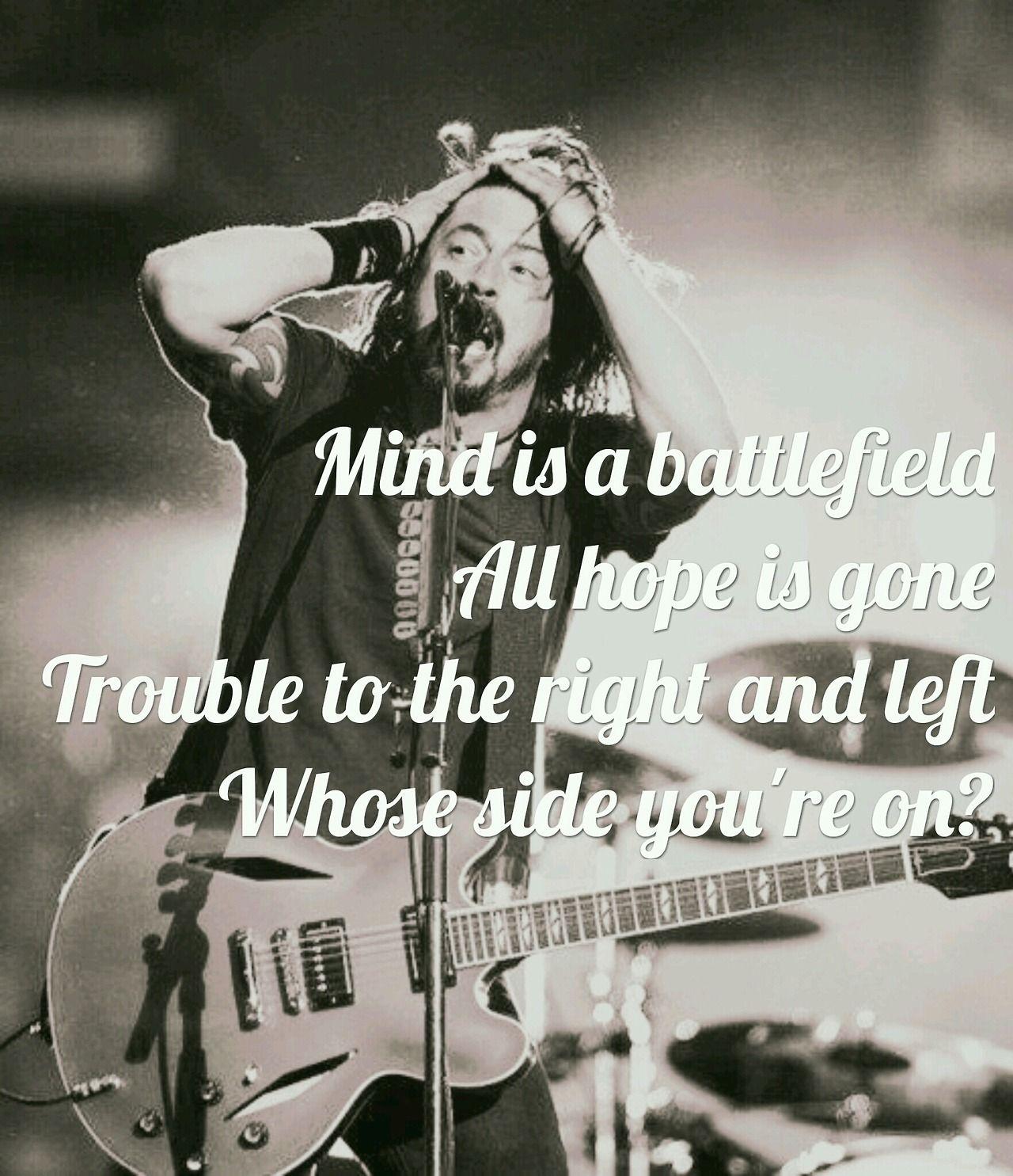 The Sky Is A Neighborhood Foo Fighters Lyrics Foo Fighters Foo