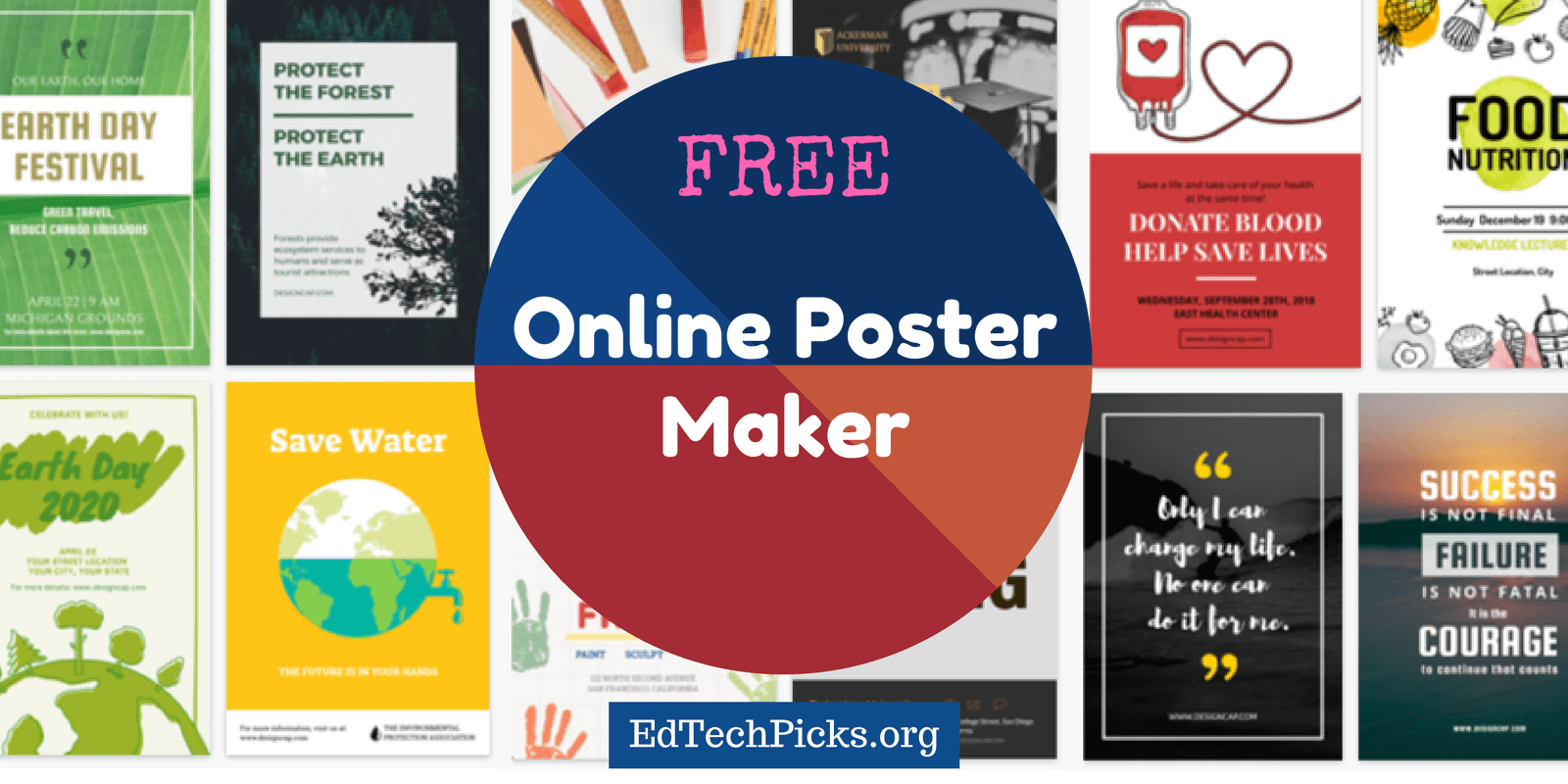online poster maker free simple no account required technology