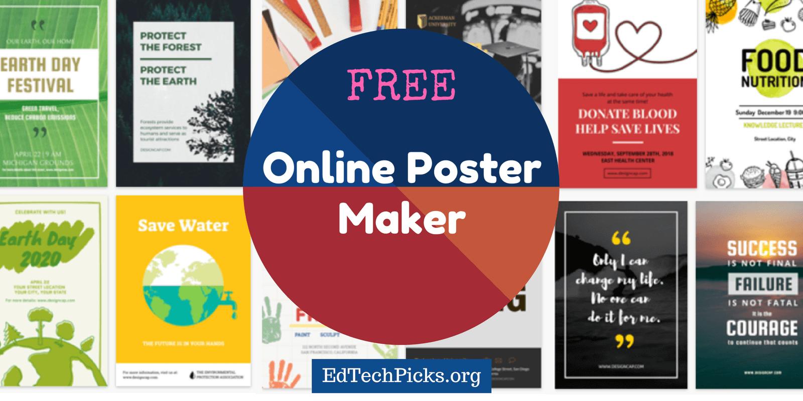 Online Poster Maker
