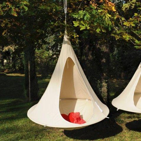 Tente suspendue Nido #tente#jardin#nido#tentesuspendue#jardin#décor ...