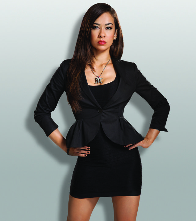 2016   Hot Celebrity Woman From Wwe Diva  Aj Lee In A -4186