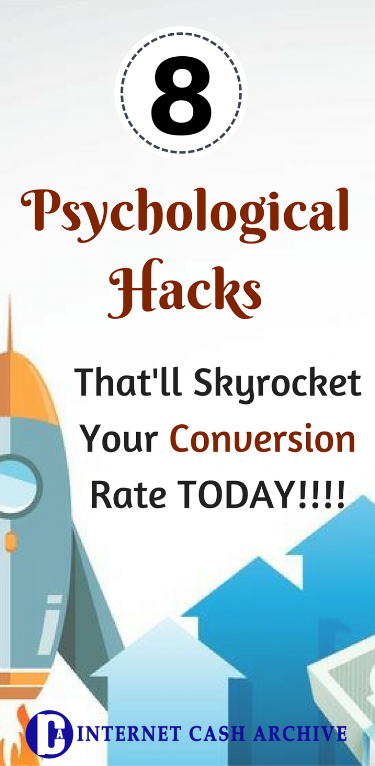 Hacks To Skyrocket Your Conversion Rate