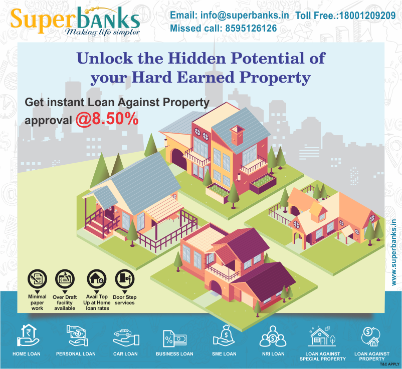 Unlock The Hidden Potential Of Your Hard Earned Property Loan Against Property Gives You Access To Quick Funds For Your Personal Loan How To Apply Easy Loans