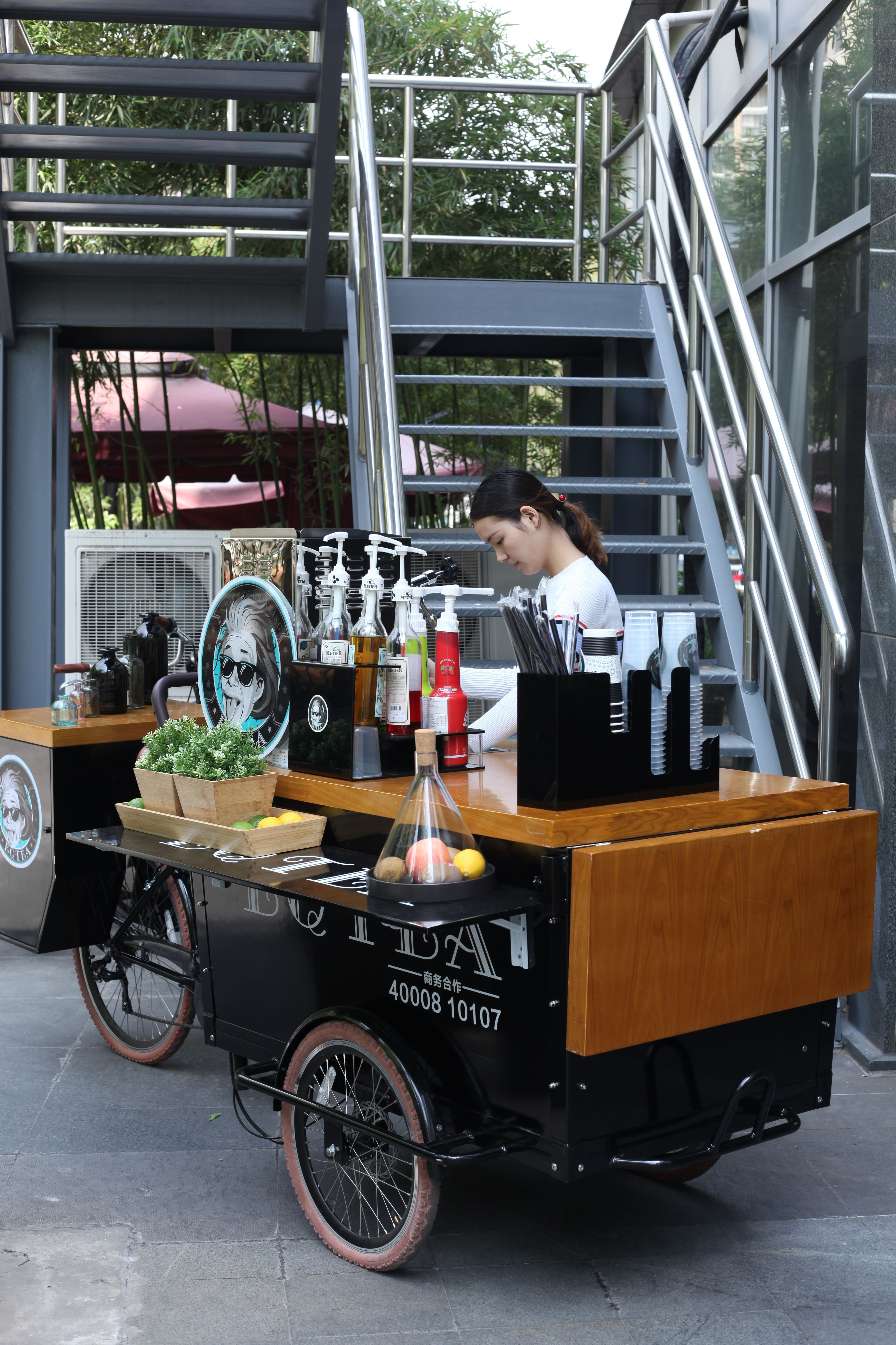 Food Tricycle Foodbike Vendingcarts For Sale Foodbike