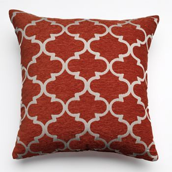 Kohls Decorative Pillows New Club Lattice Decorative Pillow  20'' X 20''  Kohls  House Inspiration