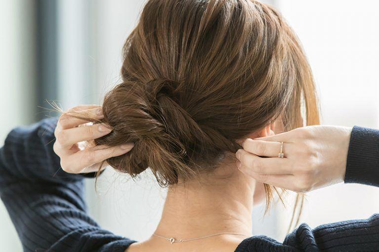 まとめ 髪 簡単 ロング