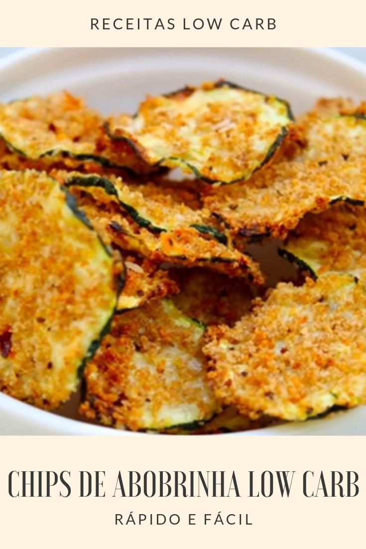 Chips de Abobrinha no Forno! -  chips de abobrinha no microondas, chips de abobrinha fit, chips de a...