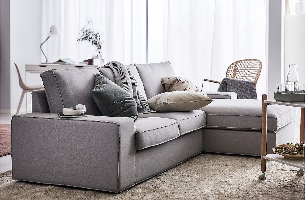 Ikea Has A Wide Selection Of Sofas And One Them Is Kivik Generous