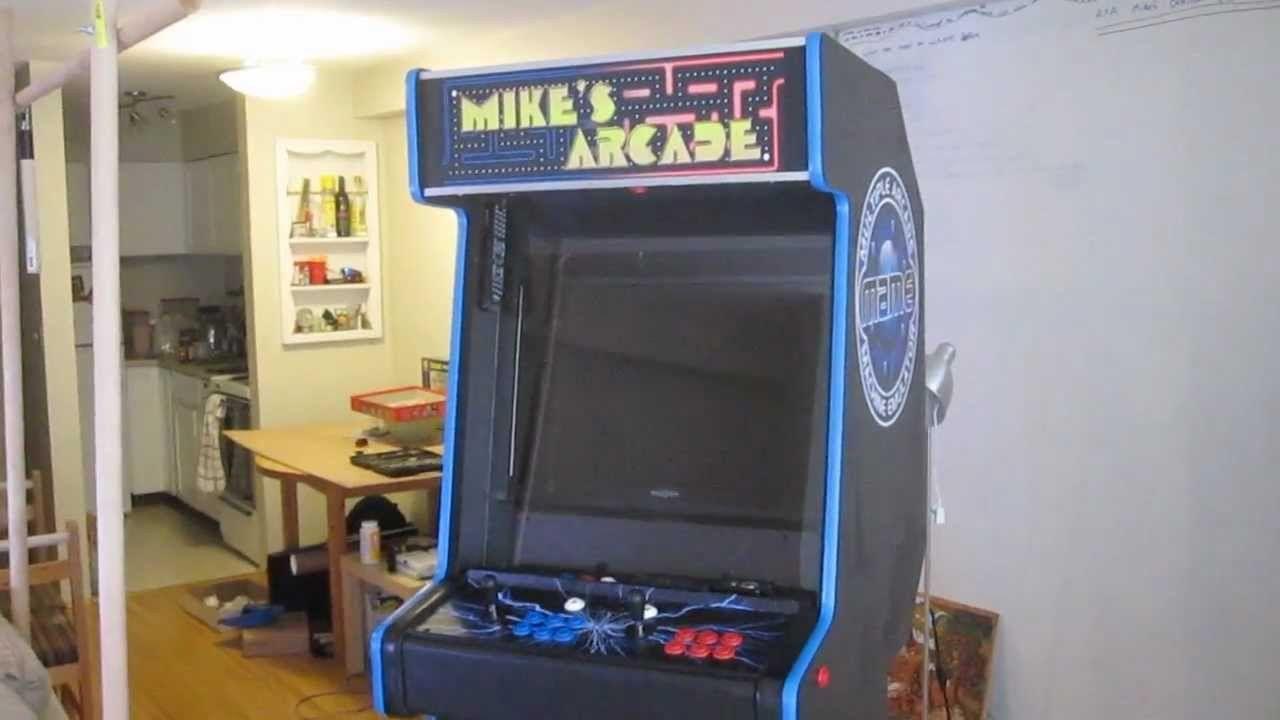 55 Custom Mame Arcade Cabinet Kitchen Counter Top Ideas Check
