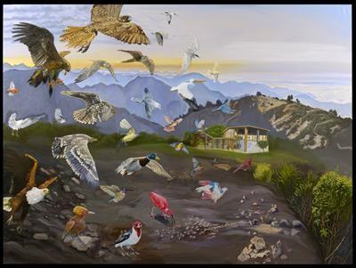 Natasha Kissell - Valley of Beating Wings