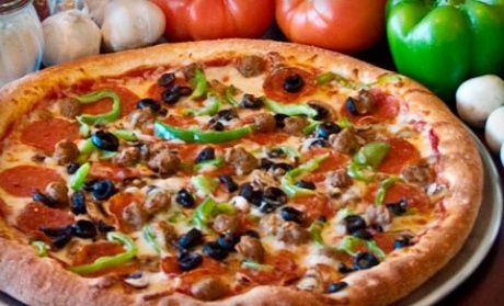 The Pizza Place -- Rocklin, CA
