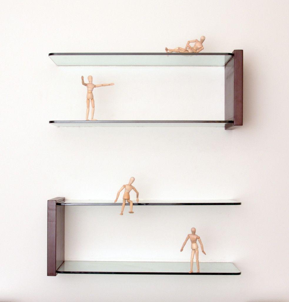 Glass Floating Shelves Stylish Glass Floating Shelves  Sweet Glass Floating Shelves