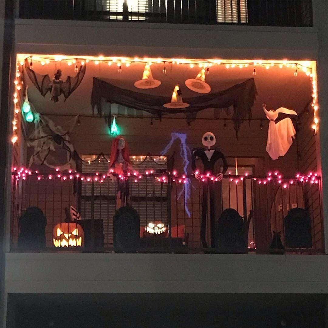 34++ Apartment balcony halloween decorations ideas in 2021