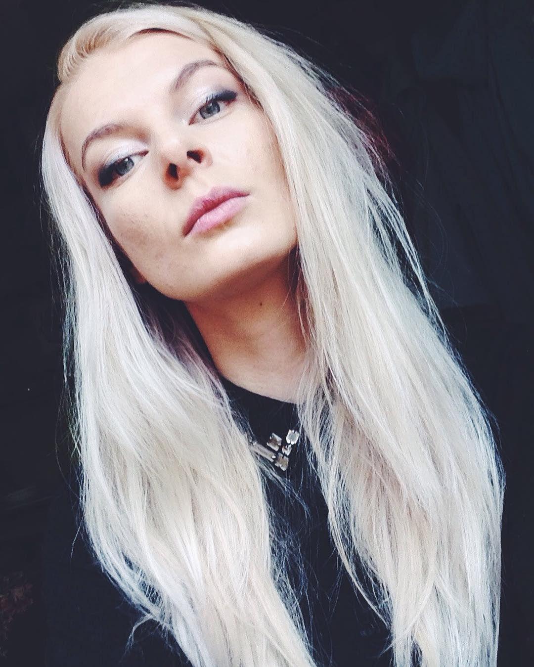 Feelin so bossy with my new hair blonde specialblonde