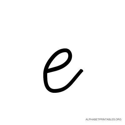 pin cursive lowercase e image search how to pinterest cursive